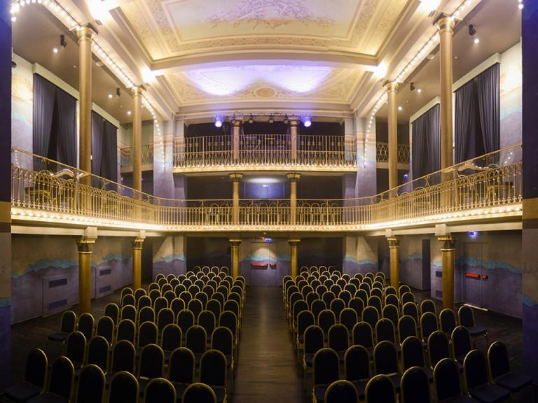 Teatro juvarra